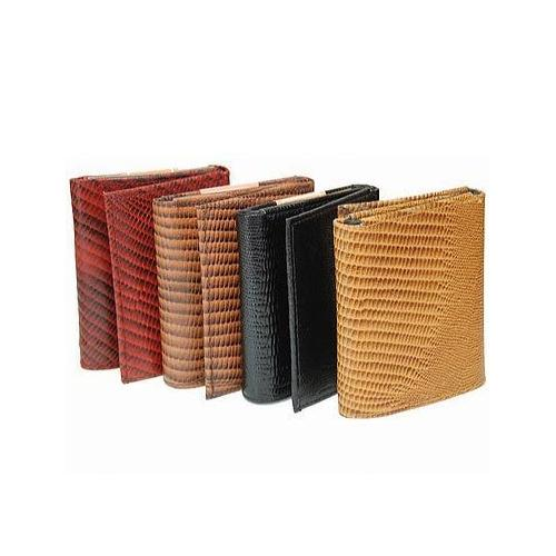 Fashion Snake Print Tri-Fold Wallet