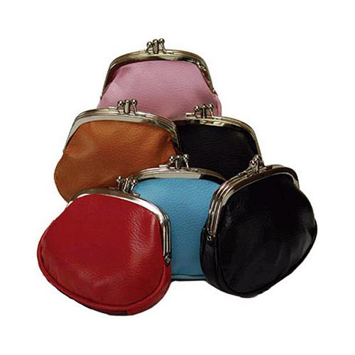 Change Purse with Clasp