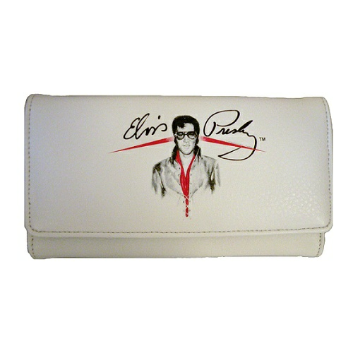 Signature Elvis Presley Eighties Wallet