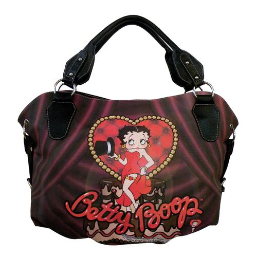 Betty Boop Love Hobo Handbag