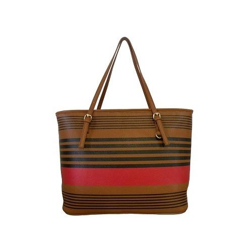 Inspired Stripe Large Tote