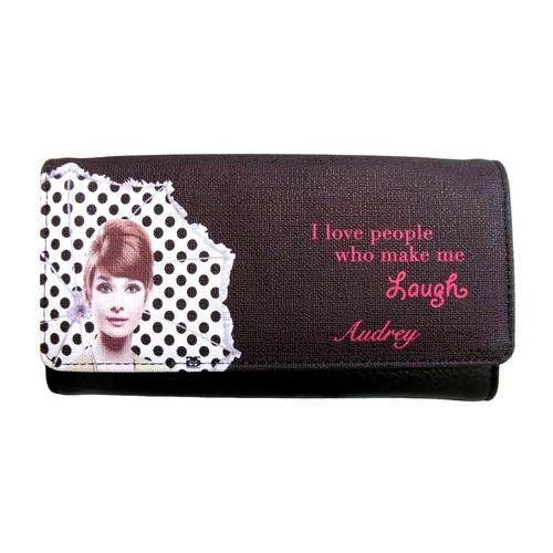 Licensed Audrey Hepburn Wallet