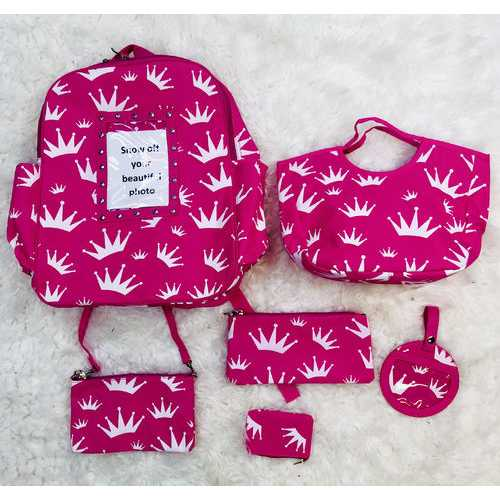 6 Pieces Back To School Set