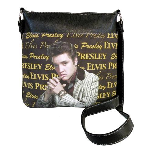Golden Licensed Elvis Presley Messenger