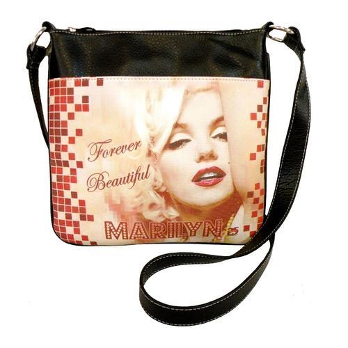 Marilyn Monroe Forever Beautiful Crossbady