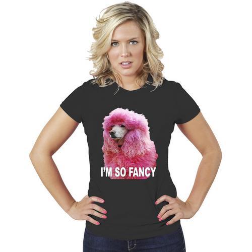 I'm So Fancy Funny Women T-Shirt