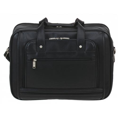 Laptop soft Leatherette Briefcase