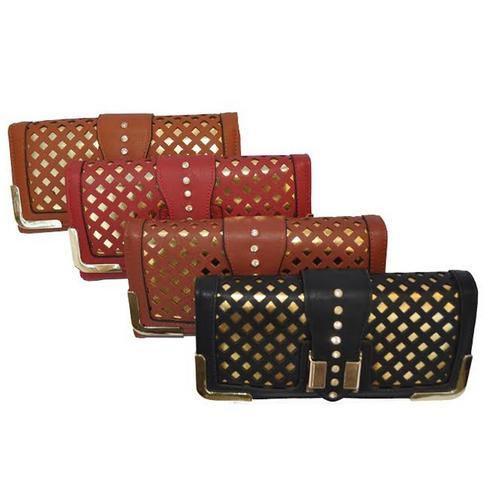 Golden Dotes Fashion Women Wallet
