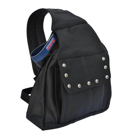 Leather Backpack Convertible Shoulder Strap