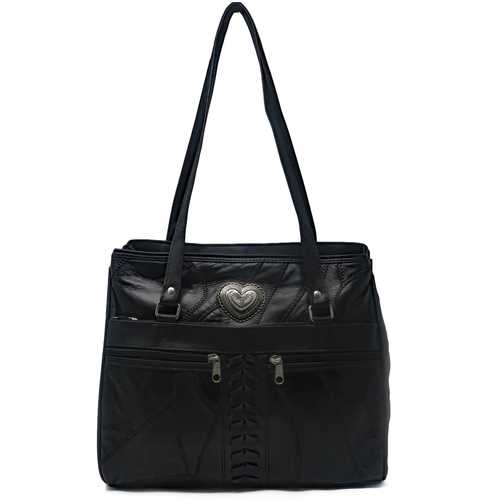 Leather Southern Tote Bag