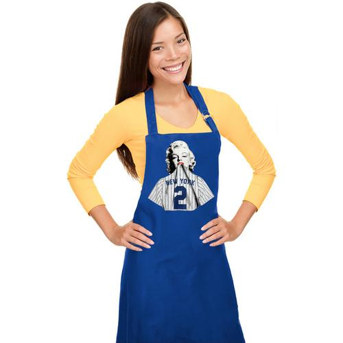 Marilyn Monroe Apron Marilyn Monroe Wearing New York 2