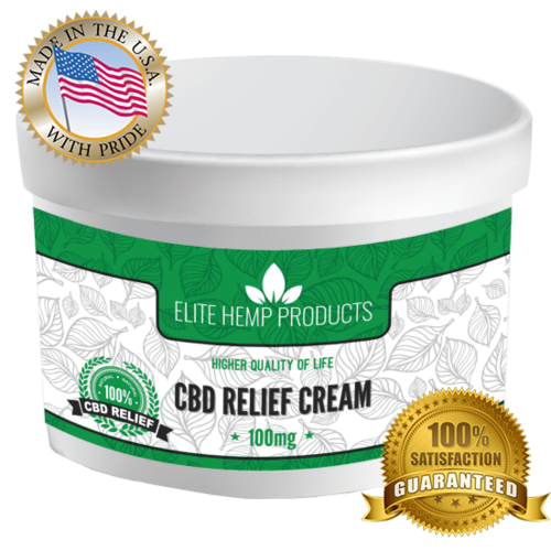 Hemp Cream 100mg