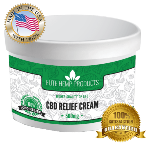 Hemp Cream 500mg