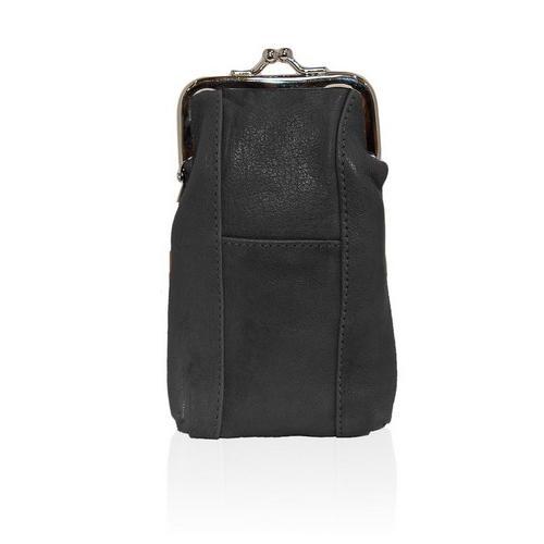 100% Leather Cigarettes & Lighter Holder