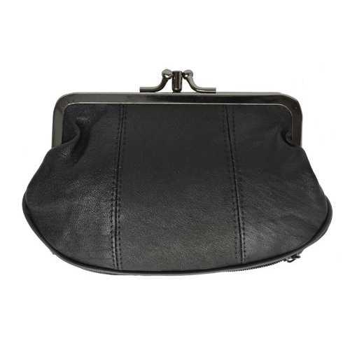 Old School Leather Change Wallet