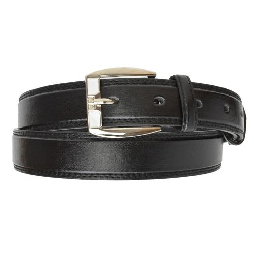 AFONiE Men's Classic Designs Leather Belt Buckle