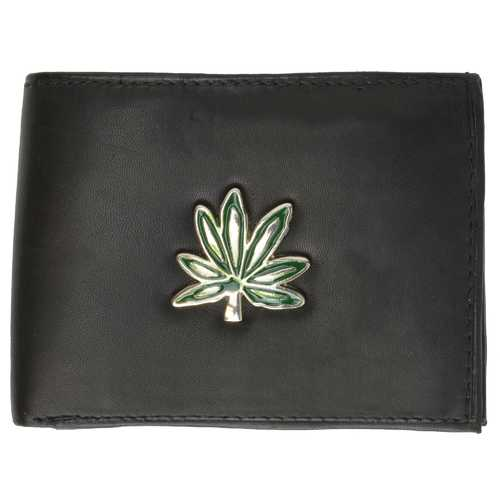 420 Leather Biker Pocket Fit Wallet