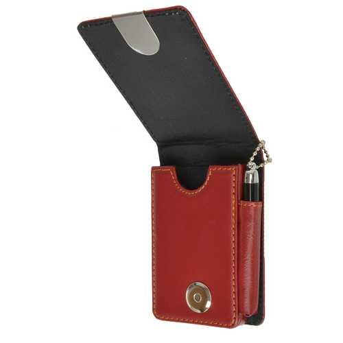Magnetic Closure Card Holder