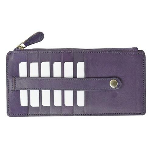 Thin Leather Wallet Case