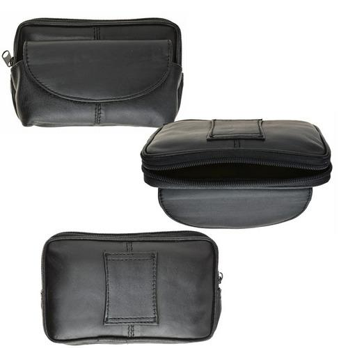 Genuine Leather Glasses Case