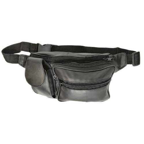 Genuine Leather Pockets Pouch