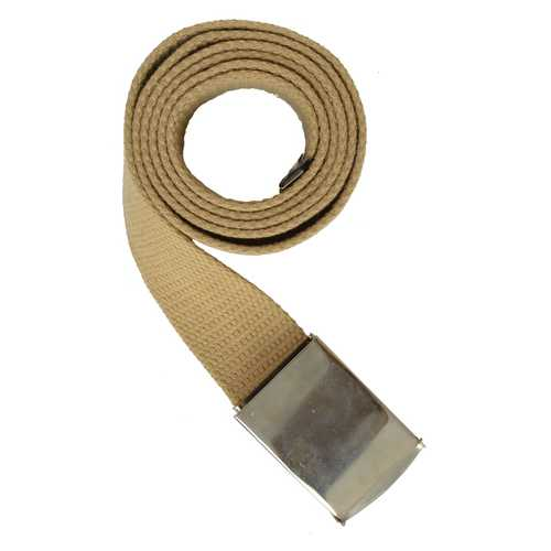 Long Adjustable Canvas Belt for Men-Assorted Colors