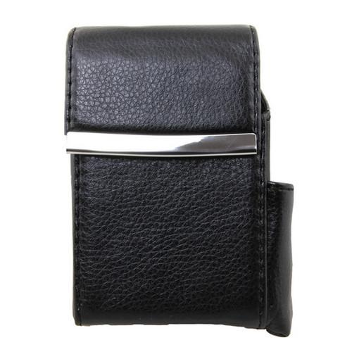 AFONiE Genuine Leather Cigarette Case Holder