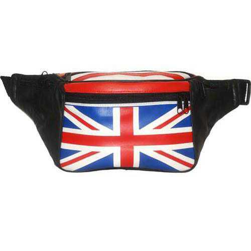 UK Waist Leather Pouch