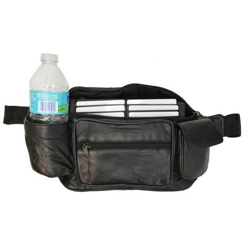 Pouch With Water Bottle