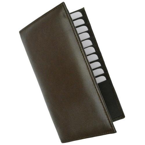 AFONiE RFID-Blocking Premium Soft Genuine Leather Men Wallet