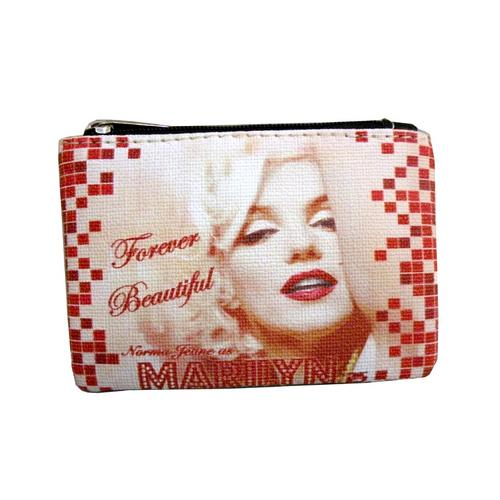 Licensed Marilyn Monroe Fashion Coin Purse