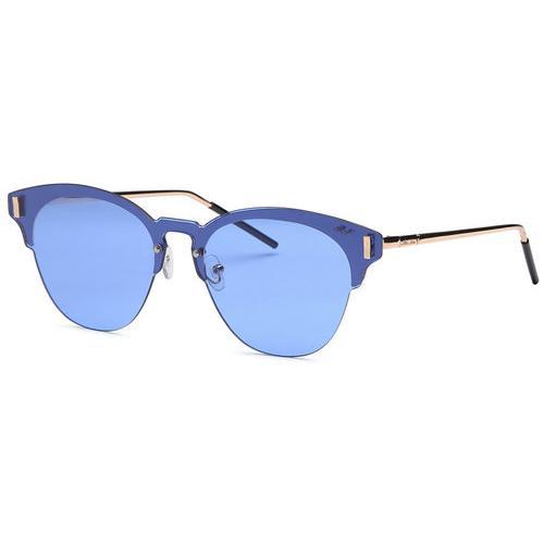 Blue Sunglasses Sun Frame Transparent
