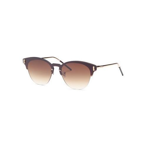 Brown Sunglasses Sun Frame Transparent