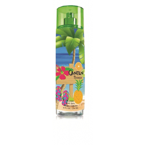 Body Spray Escape Collection Cancun Breeze 236 ML