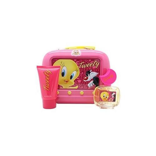 Looney Tunes Tweety Bird Lunchbox Perfume and Shower Gel 3.4 fl oz/100ML