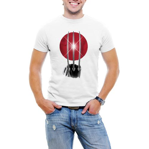 Wolverine Licensed T-Shirt Rising Claw