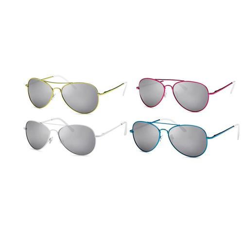 Aviator Pack of 4 Assorted Colors