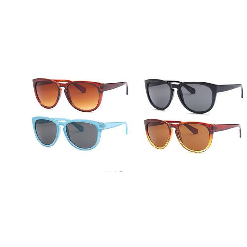 4 Pack Summer Sunglasses Assorted Colors