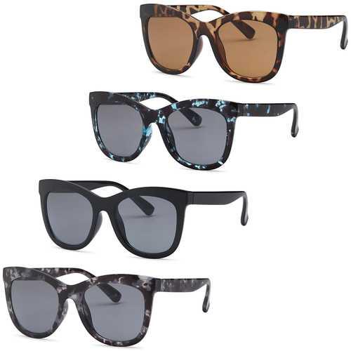 Original Thick Wayfarer Sunglasses - Pack of 4