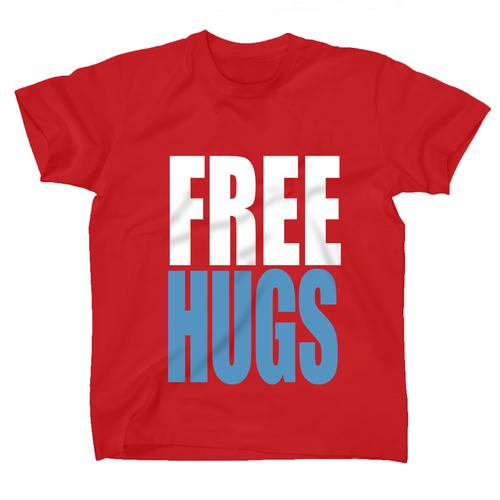 AFONiE Free Hugs Kids T-Shirt