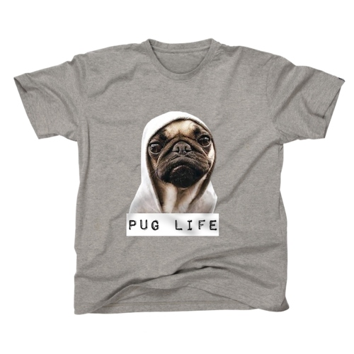 AFONiE Pug Life Kids T-Shirt