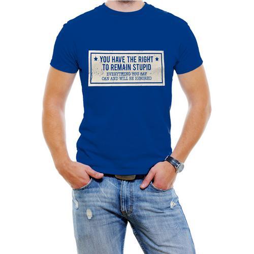 Funny Men T-shirt Assorted Colors Sizes S-XXL