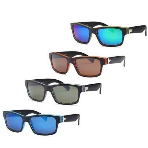AFONiE- 4 Pack Squere Surfer Sunglasses