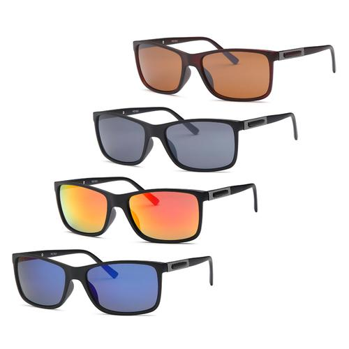 AFONiE- 4 Pack Fire Eyes Men Sunglasses