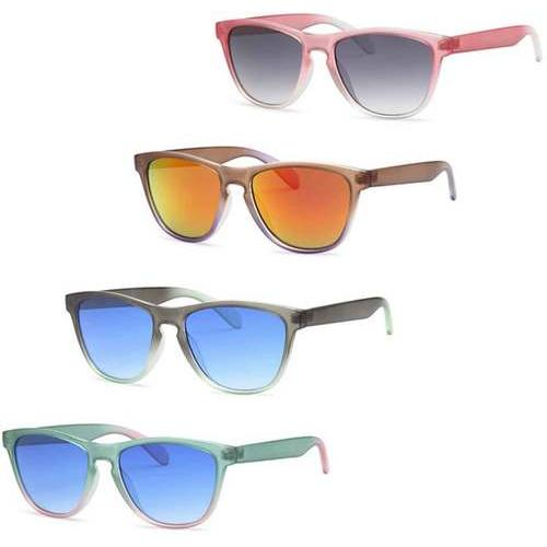 AFONiE-4 Pack Cloudy Wayfarer Sunglasses