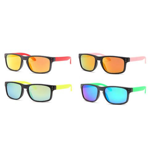 4-Pack - AFONiE Kids Colorblock Sunglasses
