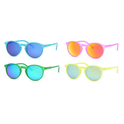 4-Pack - AFONiE Girls Retro Sunglasses