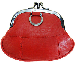 Leather Small Change Purse