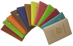 Passport Cover Plain