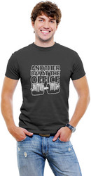 Another Day At the Office. Men T-shirt